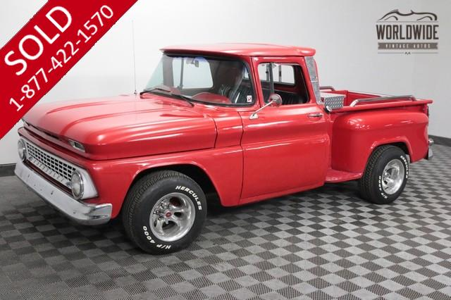 1963 Chevy Apache For Sale