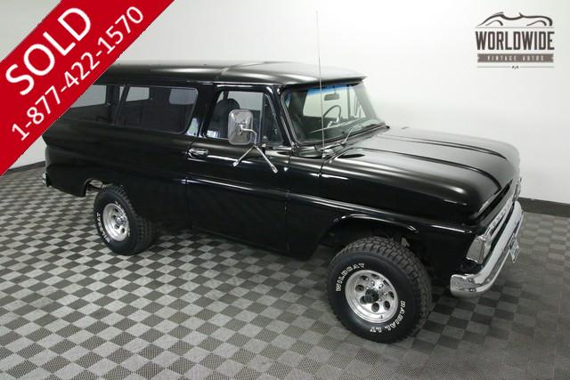 1964 Chevy Suburban for Sale
