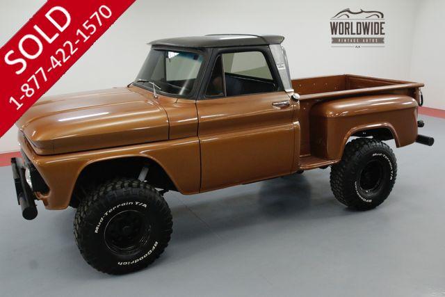 TRUCK | CHEVROLET | 1966 | VIN # c14465105746 | Worldwide Vintage Autos